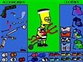 Bart Simpson Dress up Spiel