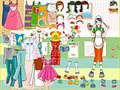 Kochen Klasse-Dress up Spiel