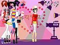 cantante Dressup chica